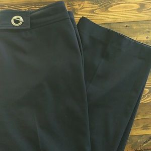 Josephine Chaus navy size 10 dress pants